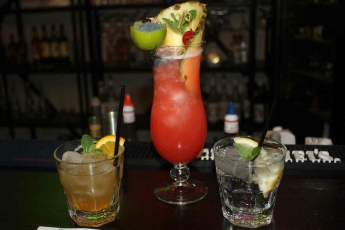 ShangriLa cocktails