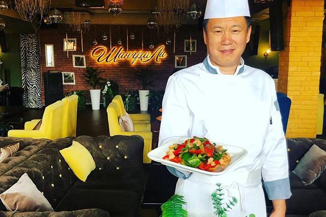 ShangriLa Chef